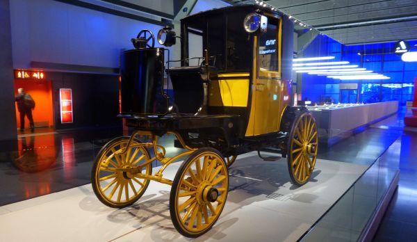 Thomas Parker Electric Car Range